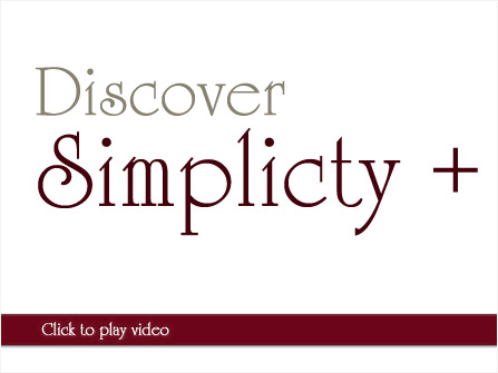 Simplicity Demonstration Video